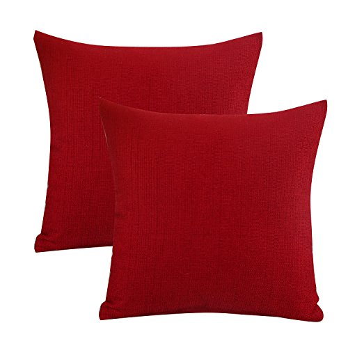 UArtlines Pillows Covers Cushion Inches