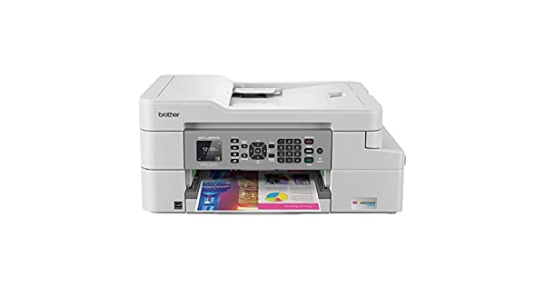 Amazon.com: Brother MFC-J805DW. talla única: Electronics