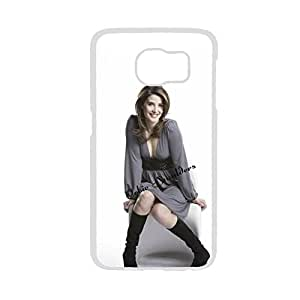 Generic For Samsung Galaxy S6 Edge Custom Design With Cobie Smulders Funny Back Phone Cover For Boy Choose Design 2