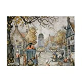 St. Peter's Square Jigsaw Puzzle