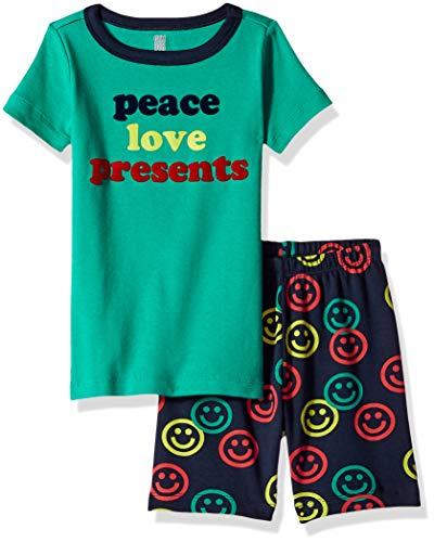 Gymboree Baby Girls 2-Piece Tight Fit Long Sleeve Pajama Set