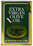 San Giuliano Extra Virgin Olive Oil , 101-Ounce Tins (Pack of 2)