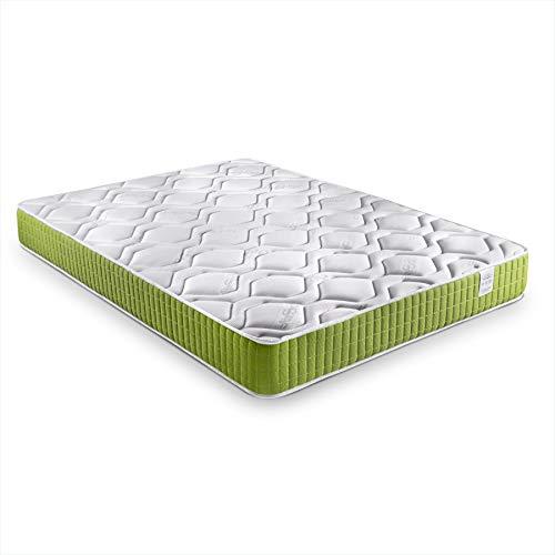 Dreaming Kamahaus Colchón Green Visco-Grafeno | Tejido Air Soft, viscoelástico, 90 x 190 | Altura: ±18cm a buen precio