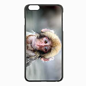 iPhone 6 Plus Black Hardshell Case 5.5inch - wet sad sight Desin Images Protector Back Cover by mcsharks