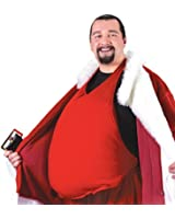 Fun World Costumes Men's Santa Belly (Stuffed)