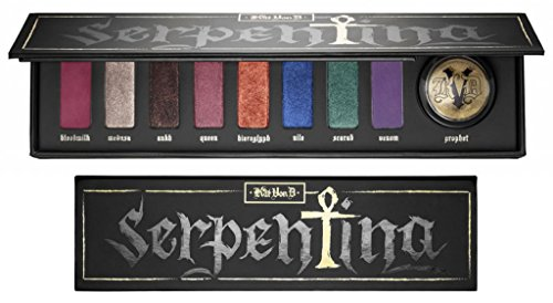 Kat Von D Serpentina Eyeshadow Palette - LIMITED EDITION by Kat Von D
