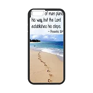 """Clzpg Customized Iphone6 Plus 5.5"""" Case - PROVERBS shell phone case"""