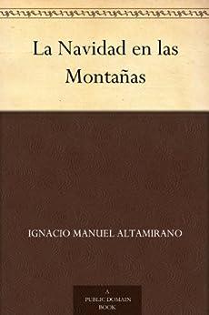 La Navidad en las Montañas de [Altamirano, Ignacio Manuel]