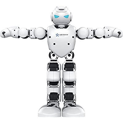 UBTECH Alpha 1 Pro Humanoid Robot: Toys & Games