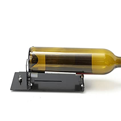 Raza botella de cristal Cortador Máquina Herramienta de corte kit DIY Craft – Jarra de vino
