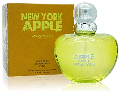 Watermark Beauty New York Apple Eau De Parfum For Her 3.4 Oz Inspired by Be Delicious