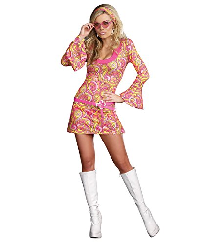 Go Go Gorgeous Adult Costume - Small ()