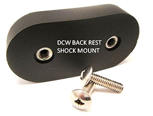- beautifulwoman Chair back replacement parts dining chair wood shock mount for eames herman miller