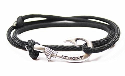 Adjustable Hook Bracelet - -