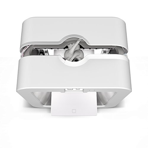 3d systems cube3 imprimante 3d couleur wi fi blanc. Black Bedroom Furniture Sets. Home Design Ideas