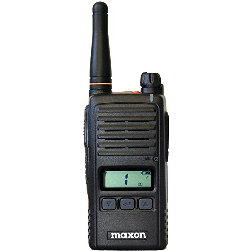 Maxon Two Way - Maxon TJ-3400UM TJ-3400U UHF Jobsite 2-Way Radio