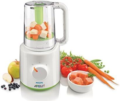 Philips Avent SCF870/20 - Procesador de alimentos para bebés 2 en ...