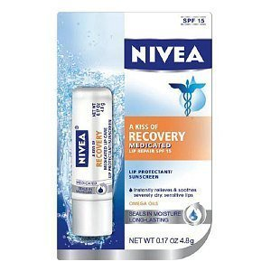 Nivea Soothe And Protect Lip Balm - 6