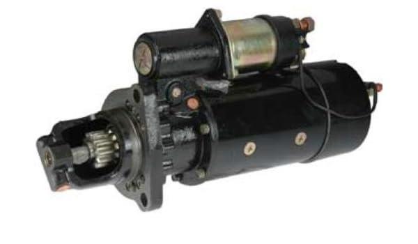 NEW 24V 12T STARTER MOTOR FITS CATERPILLAR MARINE ENGINE D330 D333 D334 002-5900