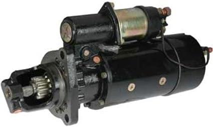 amazon com new 12v 12t cw dd starter motor fits peterbilt peterbilt starter relay wiring diagram peterbilt 377 instrument cluster parts