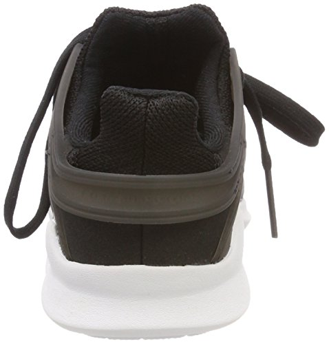 adidas EQT Support ADV C, Zapatillas de Deporte Unisex Niños Negro (Negbas/Negbas/Ftwbla 000)