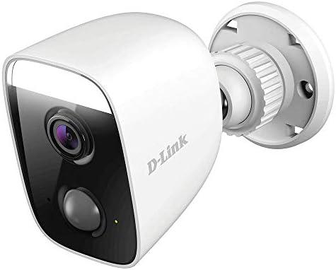 D-Link Outdoor Security Spotlight WiFi Camera