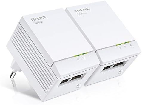 TP-LINK TL-PA4020 Kit -Extensor de Red por línea eléctrica ...