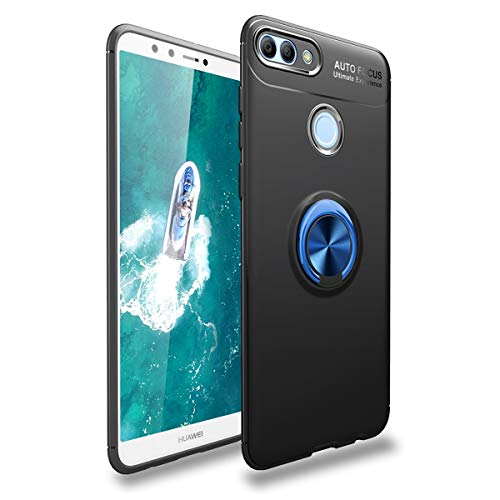 fitmore Huawei Enjoy 8 Plus Case - Unique Design Slim Thin Shock-Absorption Anti-Scratch Man Protective Case with Great Protection Compatible with Huawei Enjoy 8 Plus