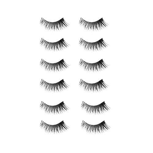 [Korean Cosmetics] Callas Beau Wing Eyelashes #217 (1 pair x 12 sets)