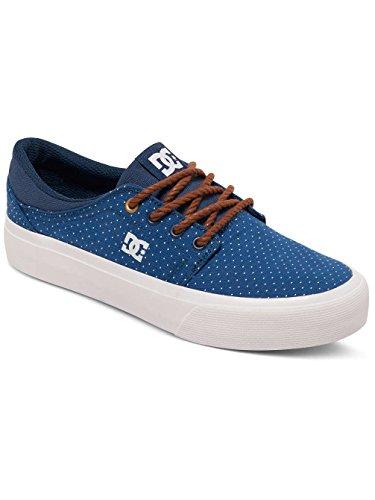 Dc Trase Tx Se J Prb Dame Sneakers Blå / Brun / Hvid vG21x80u