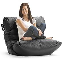 Big Joe Roma Chair, Limo Black