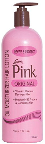 Luster's Pink Oil Moisturizer Hair Lotion 32oz (Hair Pink Lotion)