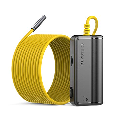 DEPSTECH WiFi Borescope 5.0MP