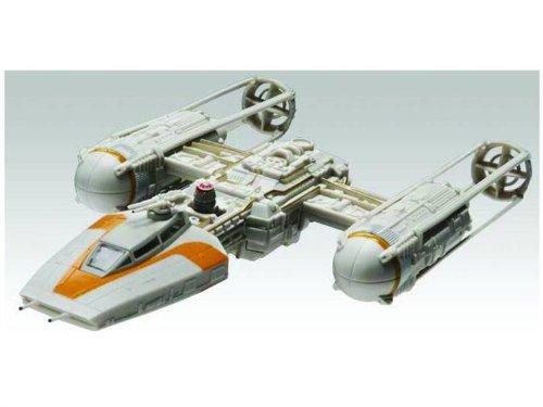 Star Wars Y-Wing Fighter Model Kit