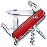 Victorinox Navaja deportiva Spartan Roja, 12 Usos para Hombre color rojo talla unitalla
