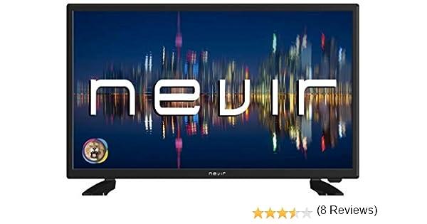 TV LED 24 Nevir NVR-7431-24RD-N HD Ready - TV LED - Los Mejores ...