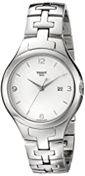 Tissot Women's TIST0822101103700 T12 Analog Display Swiss Quartz Silver Watch