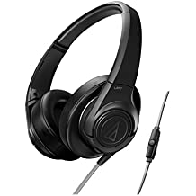 AudioTechnica ATH-AX3IS SonicFuel Over-Ear Headphones (Black)