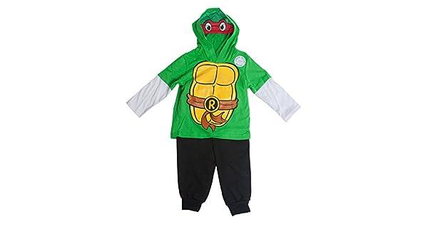 Amazon.com: Teenage Mutant Ninja Turtles Raphael Costume ...