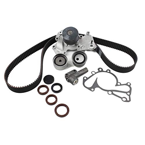 (DNJ Engine Components TBK136WP Timing Belt Kits)