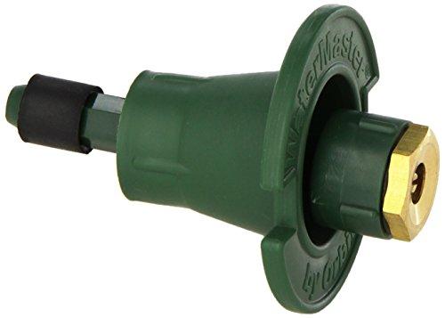 Orbit 54027 Plastic Pop-Up Sprinkler Spray Head with Brass Nozzle, Full Pattern