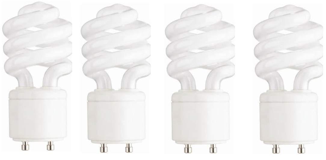Westinghouse Lighting Corp 13-watt Twist Bulb, Soft White, 4 Pack