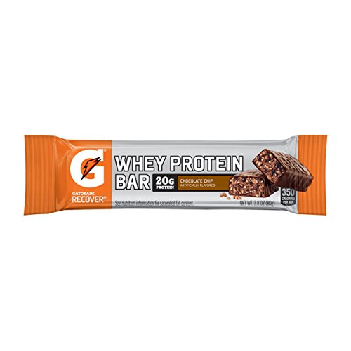 Gatorade Whey Protein Recover Bars, 12 Count 41eOVse22 2BL