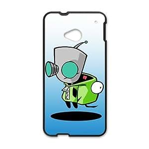 Cratoon Cute Black HTC M7 case