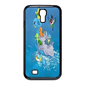 James-Bagg Phone case Cute Pikachu Protective Case For SamSung Galaxy S4 Case Style-19