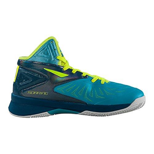 Peak Fiba Basketball Ink Soaring Series Blue Mens Blue Shoes II 5 CC5rq6wO