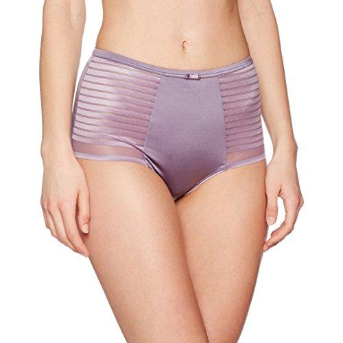 Huber Da. Maxi Slip, Bragas Altas para Mujer Violett (grey Lilac 010844)
