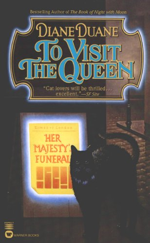 book cover of To Visit the Queen