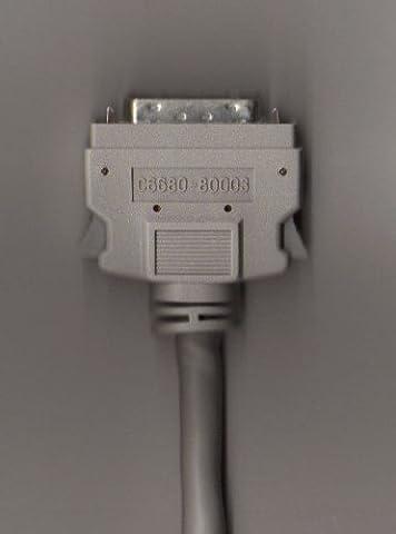 Hewlett-Packard C6680-80003 Bi-Tronics A-to-B Parallel Cable (6.6 ft.) - Hewlett Packard Parallel Cable