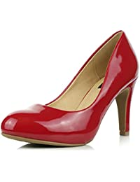 Women's Comfortable Cushioned Slip On Hidden Wedge Low...
